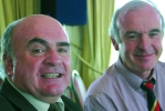 Ray Wilkinson, MapIT and Clem Sunter